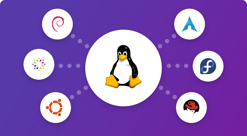 Installing an agent swiftly to any Linux distribution